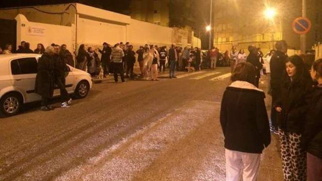 الهزة الأرضية بمدينة الحسيمة.. حجم المخاوف من حدوث الأسوأ كان أكبر من حجم الأضرار (شهادات)