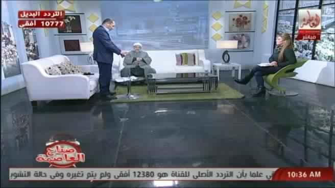 بالفيديو: إيقاف ابنة الفنان محمود ياسين عن العمل لارتكابها فعل صادم على الهواء