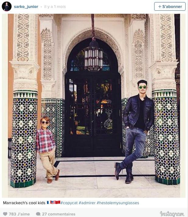 الصحافة الفرنسية تكشف تفاصيل عطلة ساركوزي في قصر ملكي بمراكش