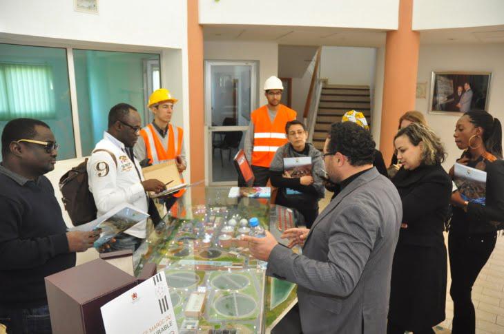 الوكالة المستقلة لتوزيع الماء والكهرباء بمراكش تتوج بجائزة