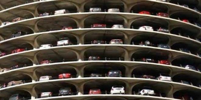أول مرآب من عدة طوابق لتفادي الازدحام وحل مشكلة ركن السيارات بمراكش