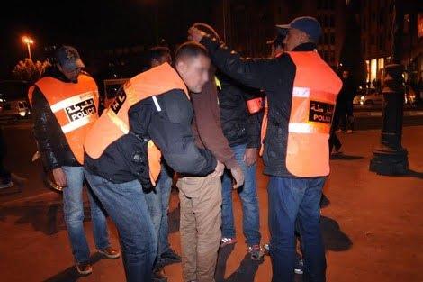 عاجل: إيقاف 4 أشخاص من بينهم فتاتين بعد الفرار من محطة للوقود بالمحاميد مراكش