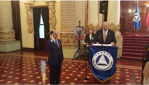 المستشار المغربي أحمد الخريف ينضم إلى برلمان أمريكا الوسطى