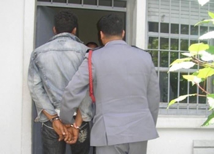 ثلاثيني يجهز على زوجته بواسطة سكين كبير ضواحي مراكش والدرك الملكي يعتقل الجاني