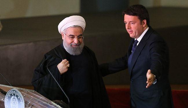 ايطاليا تحجب التماثيل العارية عن نظر ضيفها الرئيس الإيراني حسن روحاني