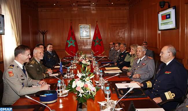 المغرب وحلف الناتو يبحثان تعزيز التعاون العسكري ومكافحة الإرهاب