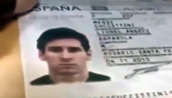 هذا ماقضت به المحكمة في حق شرطي إماراتي سرب صورة جواز ميسي