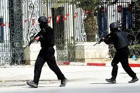 مقتل ثلاثة جهاديين وإصابة دركي في تبادل إطلاق نار جنوب تونس