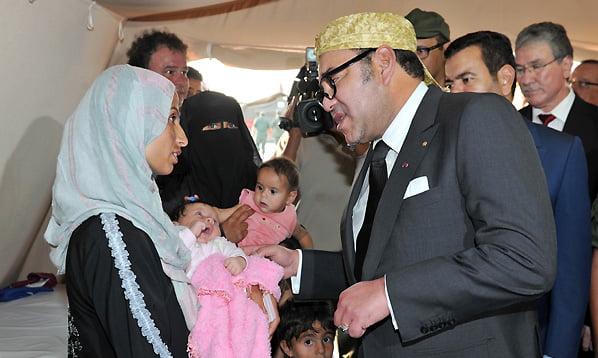 10 ملايين دولار قيمة مساهمة المغرب من اجل التخفيف من معاناة ضحايا النزاع السوري