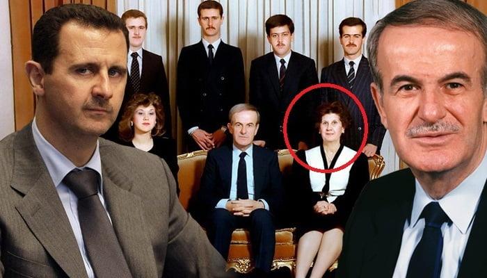 الاعلان وفاة والدة الرئيس بشّار الأسد عن سن يناهز 86 عاما