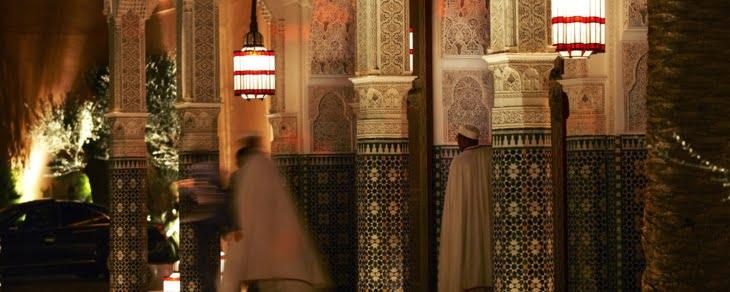 ابرز مشاهير السويد ينطلقون في رحلة لاكتشاف سحر مدينة مراكش