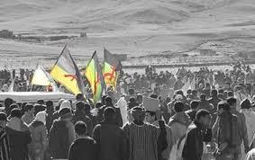أول فيديو للحظة اغتيال الطالب الأمازيغي عمر خالق بمراكش