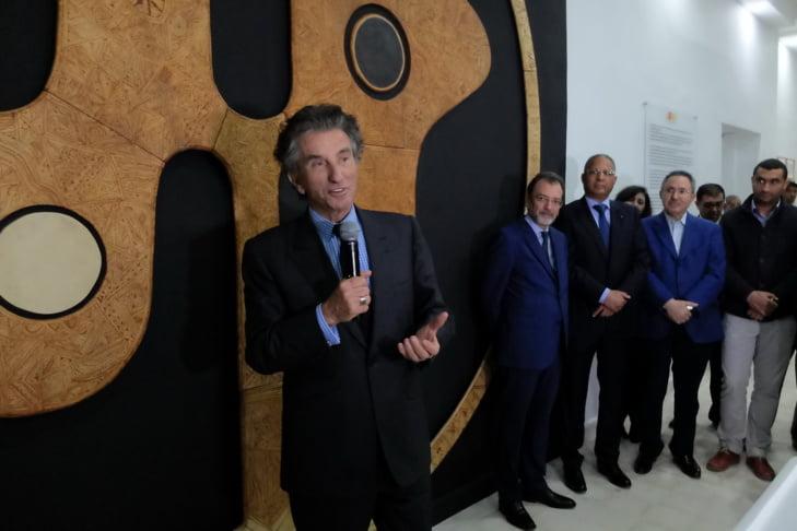 مراكش .. افتتاح متحف فريد بلكاهية أحد رواد الفن الحديث والمعاصر بالمغرب
