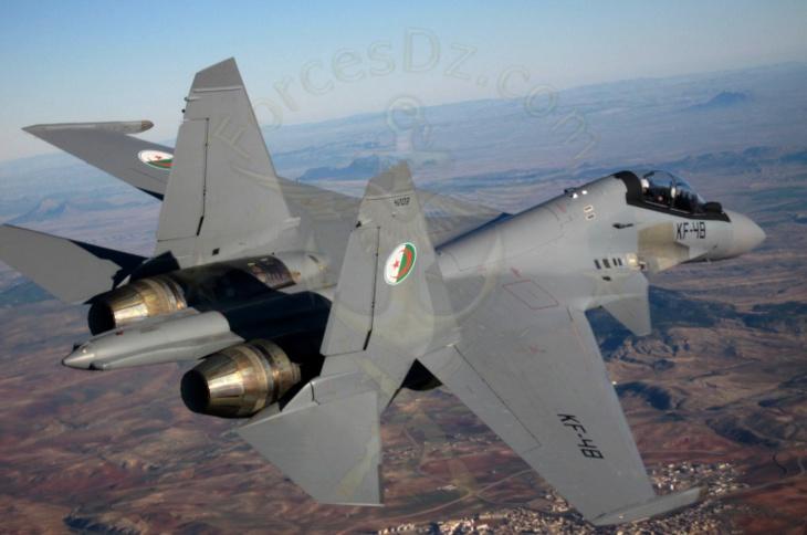 الجزائر تستعين بسلاح الجو وطائرات الاستطلاع لمراقبة حدودها مع المغرب