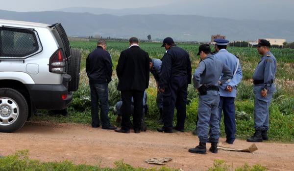 الدرك الملكي يعتقل ثلاثة أشخاص بينهم رجل أعمال متلبسون بالبحث عن كنز