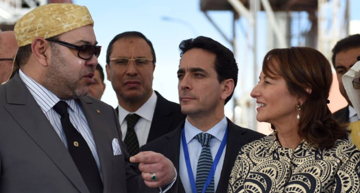 """وزيرة البيئة الفرنسية تتولى رئاسة """"COP21″ في انتظار تسليمها لرئيس قمة مراكش"""