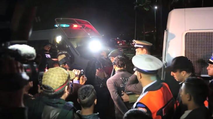 معطف مسروق يطيح بشخصين قاما بعدة عمليات سرقة بمدينة امنتانوت