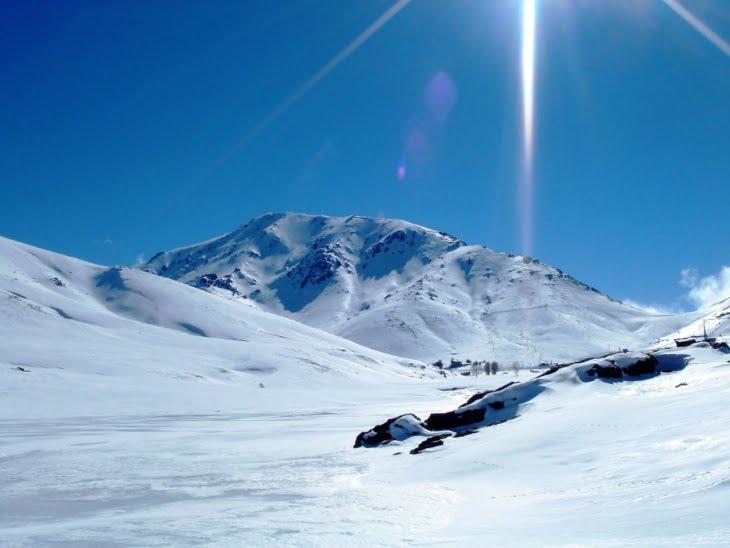 خبر سار لعشاق التزحلق على الجليد : محطة أوكايمدن بإقليم الحوز جاهزة + بلاغ