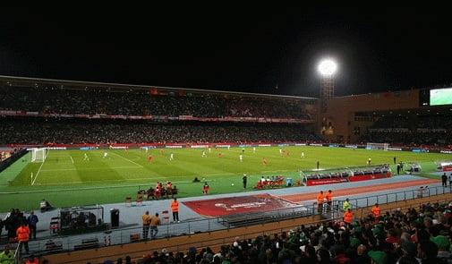إعادة التيار الكهربائي لملعب مراكش الكبير تحت الشروط التالية