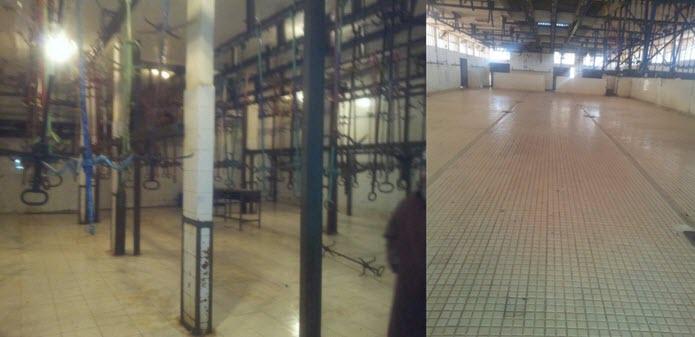 المجزرة البلدية لمراكش خاوية على عروشها بفعل الإضراب المفتوح للمهنيين + صور
