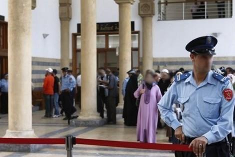 فرار معتقليين في قضية مخدرات من مكتب وكيل الملك بأسفي