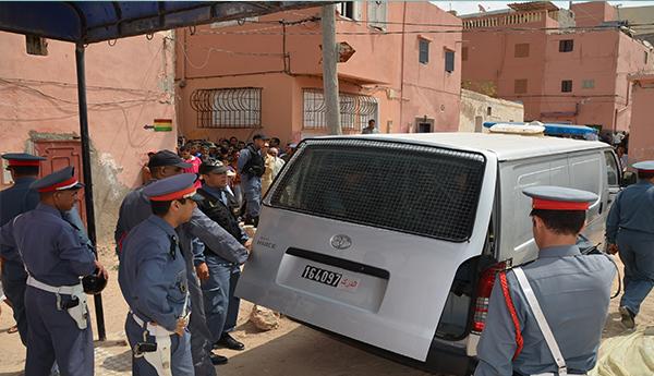 اعتقال شخصين تناوبا على اغتصاب عشريني عقب جلسة خمرية بلوداية نواحي مراكش