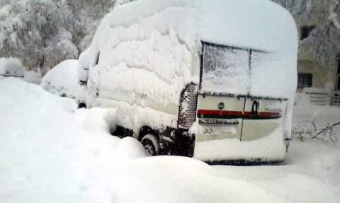 إعادة فتح هذه الطرق في وجه السيارات الخفيفة بعد عمليات إزالة الثلوج