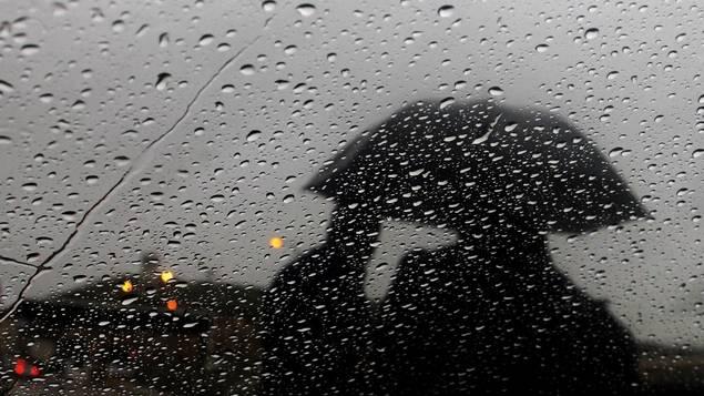مقاييس التساقطات المطرية خلال الـ24 ساعة الماضية