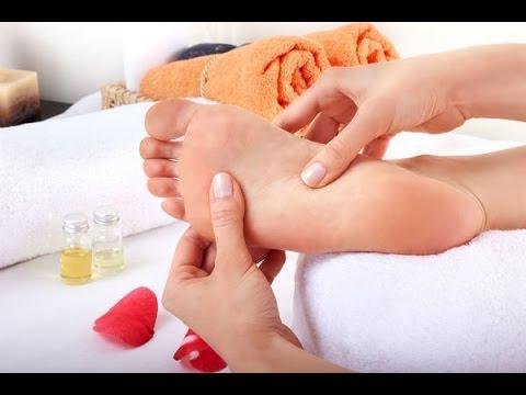 علاج جديد لآلام القدم