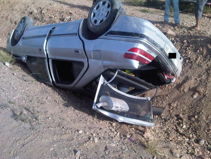 إنفجار عجلة سيارة تودي بحياة دركي