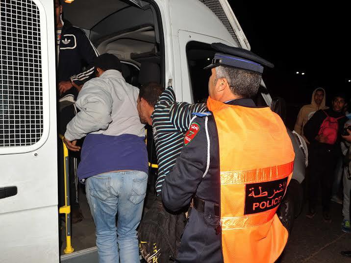 توقيف أزيد من 40 ألف شخص في قضايا إجرامية مختلفة خلال شهر فبراير