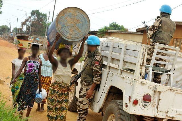 اعترافات صادمة لشابة إفريقية استغلها جندي مغربي جنسيا مقابل أربع دولارات