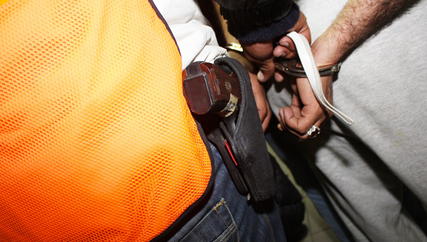 اعتقال شخص مبحوث عنه دوليا من أجل الاتجار الدولي في المخدرات
