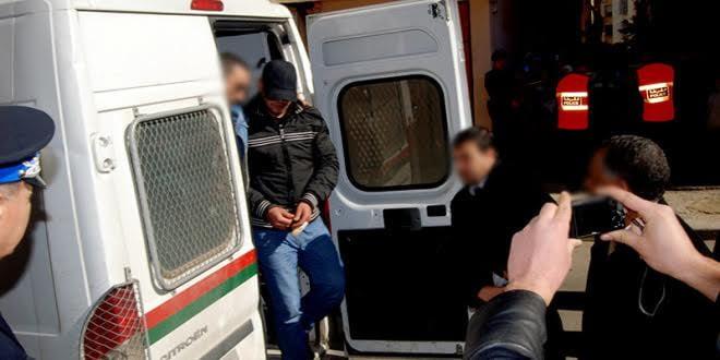 عناصر الشرطة القضائية تعتقل مروج مخدرات ضواحي مراكش