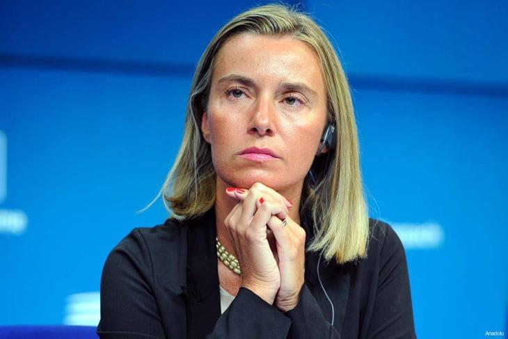 موغريني تطفئ نار الغضب المغربي من الاتحاد الأوروبي