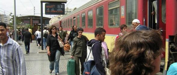 قطار يقطع مسافة 300 متر في 47 دقيقة ويحصد نحو ساعة من التأخير بعد انطلاقه من مراكش