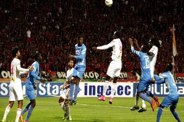 الوداد يتأهل إلى الدور المقبل من منافسات دوري أبطال افريقيا