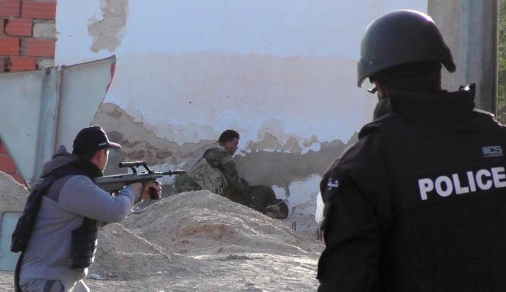 ارتفاع عدد ضحايا تبادل إطلاق النار بين مسلحين والأمن التونسي إلى قرابة 50 قتيلا