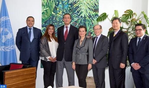 وفد مغربي يقوم بزيارة عمل إلى بون تحضيرا لقمة المناخ (كوب 22)