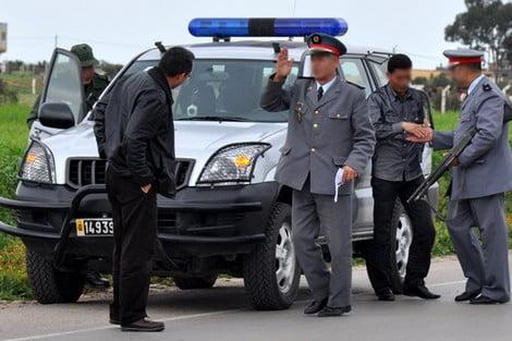 مصرع تلميذ تحت عجلات سيارة تاجر مخدرات فار من مطاردة الدرك