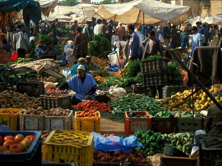 سلطات مراكش تطلق أكبر مشروع اجتماعي للحد من نزيف الأسواق العشوائية