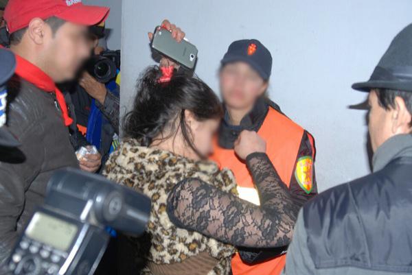إيقاف خمسة أشخاص من بينهم فتاة ينشطون في ميدان الإتجار في المخدرات