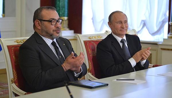 وسائل الإعلام الروسية تبرز أهمية الزيارة الملكية لموسكو