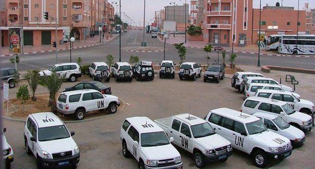 المغرب يقرر تقليص ملموس لجزء كبير من المكون المدني السياسي من بعثة المينورسو