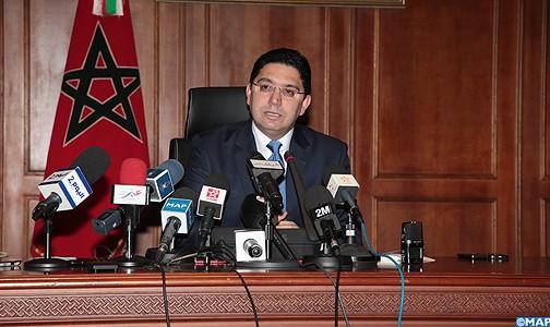 """بوريطة: مجلس الأمن تحلى بـ""""المسؤولية والرزانة """" خلال مناقشته لتطورات قضية الصحراء + فيديو"""