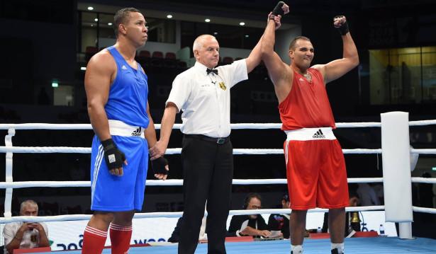 تأهل ملاكمين مغربيين إلى الألعاب الأولمبية بريو ديجانيرو 2016