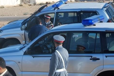 انفراد: الدرك الملكي يطيح بعصابة إجرامية متخصصة في السرقة بجماعة سعادة نواحي مراكش