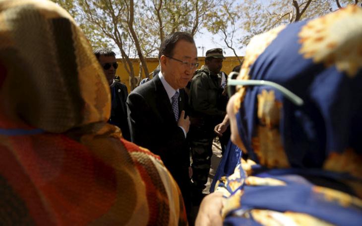 لوموند: زيارة الأمين العام الأممي للمنطقة تقوض مستقبل المينورسو