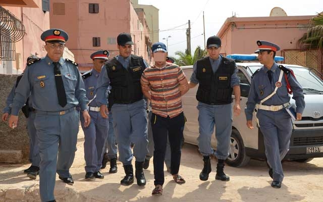 إعتقال أربعيني متورط في سرقة حلي بـ 5 مليون سنتيم وأبقار رفقة شريكه من منزل والده ضواحي مراكش