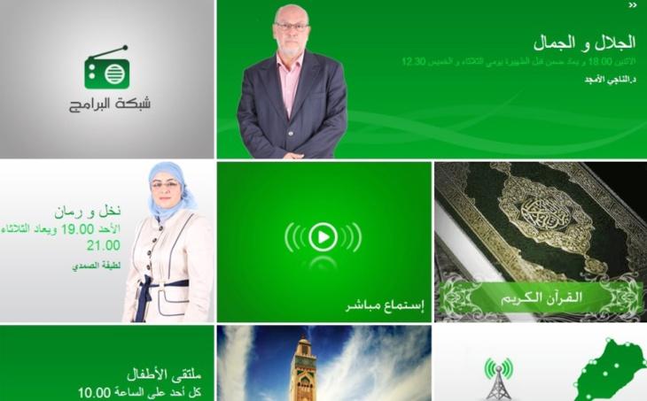 الإدارة الأمريكية: القناة السادسة وإذاعة محمد السادس حاصرتا التطرف في المغرب